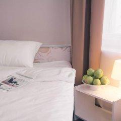Арс Отель Улучшенная студия разные типы кроватей