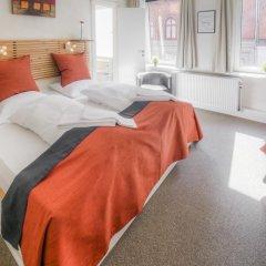 Hotel Domir Odense 2* Стандартный номер с различными типами кроватей фото 18