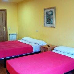 Отель Hostal San Marcos II Стандартный номер с разными типами кроватей фото 4