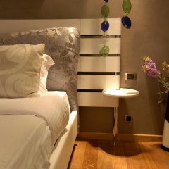 Бутик Отель Ле Фльор 4* Представительский номер разные типы кроватей фото 3