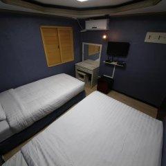 G Mini Hotel Dongdaemun 2* Стандартный номер с различными типами кроватей фото 4