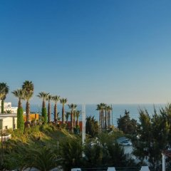 Отель Apartamentos Azul Mar Португалия, Албуфейра - отзывы, цены и фото номеров - забронировать отель Apartamentos Azul Mar онлайн пляж фото 2