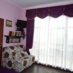 Гостиница Приморская комната для гостей фото 3