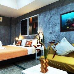 Отель Phuket Paradiso Hotel Таиланд, Бухта Чалонг - отзывы, цены и фото номеров - забронировать отель Phuket Paradiso Hotel онлайн комната для гостей фото 5