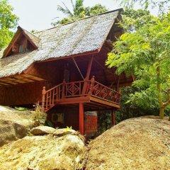 Отель Koh Tao Royal Resort 3* Бунгало Делюкс с различными типами кроватей фото 13