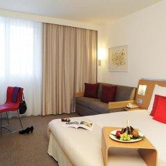 Отель Novotel Nuernberg Messezentrum комната для гостей фото 4