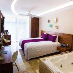 Отель Senses Quinta Avenida By Artisan Adults Only 3* Люкс повышенной комфортности с различными типами кроватей фото 2