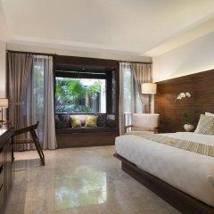 Ubud Village Hotel 4* Номер Делюкс с различными типами кроватей фото 2