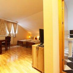 Отель Rooms Konak Mikan 2* Стандартный номер с различными типами кроватей фото 6