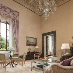Four Seasons Hotel Firenze 5* Представительский люкс с различными типами кроватей фото 3