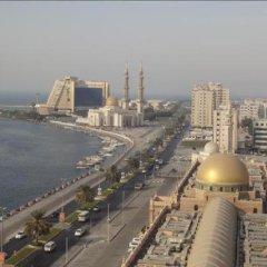 Al Jazeerah Hotel пляж