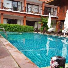 Отель Grand Thai House Resort 3* Стандартный номер с различными типами кроватей фото 8