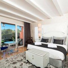 Sallés Hotel Mas Tapiolas 4* Стандартный номер с различными типами кроватей фото 4
