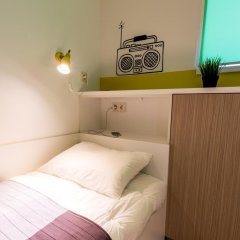 Хостел PoduShkinn Стандартный номер с разными типами кроватей фото 2