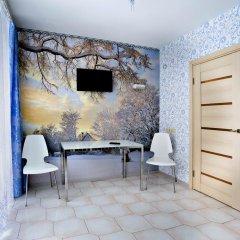 Гостиница 12 Месяцев 3* Апартаменты разные типы кроватей фото 18