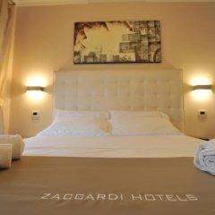 Отель Zaccardi 3* Стандартный номер с различными типами кроватей фото 12