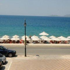 Hotel Cristina Maris пляж