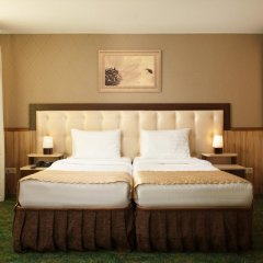 Гостиница Яхонты Таруса Улучшенный номер с различными типами кроватей фото 2