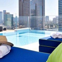Отель Indigo Tel Aviv - Diamond Exchange Рамат-Ган бассейн фото 3