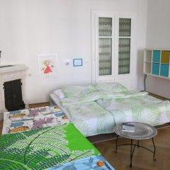 Отель aeki CITY Апартаменты с различными типами кроватей фото 5
