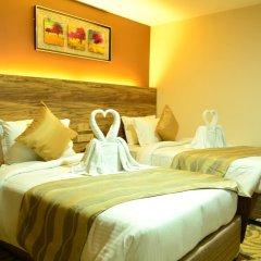 Pearl City Hotel 3* Номер Делюкс с двуспальной кроватью
