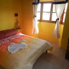 Отель Cabañas Haras de Cuyo Сан-Рафаэль комната для гостей