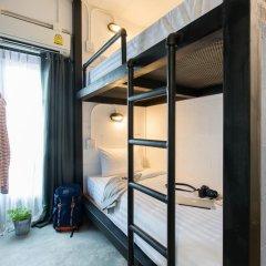 Отель Pause Kathu 2* Кровать в общем номере с двухъярусной кроватью
