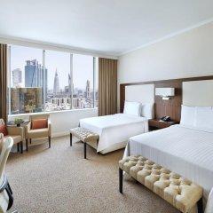 Отель Courtyard by Marriott Riyadh Olaya 4* Улучшенный номер с различными типами кроватей фото 3