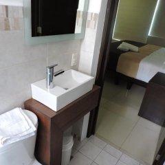 Отель Suites Hamburgo Мексика, Мехико - отзывы, цены и фото номеров - забронировать отель Suites Hamburgo онлайн ванная фото 2