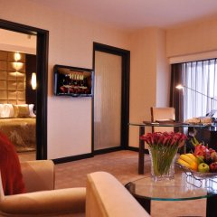 Shanghai Grand Trustel Purple Mountain Hotel 5* Представительский люкс с различными типами кроватей фото 6