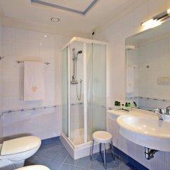Отель Colonna Hotel Италия, Фраскати - отзывы, цены и фото номеров - забронировать отель Colonna Hotel онлайн ванная фото 2