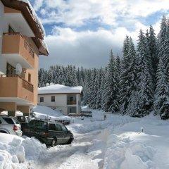 Апартаменты Krasi Apartments in Zornitsa Complex Чепеларе парковка