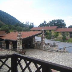 Отель Tenuta Valle Delle Ginestre Италия, Фонди - отзывы, цены и фото номеров - забронировать отель Tenuta Valle Delle Ginestre онлайн балкон