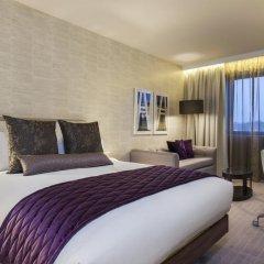 Отель Holiday Inn London Kings Cross / Bloomsbury 4* Стандартный номер с различными типами кроватей фото 3