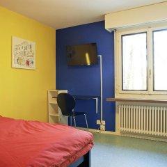 Budget Hostel Zurich Стандартный номер с различными типами кроватей фото 8