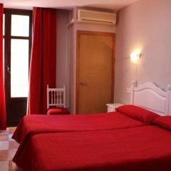 Отель Hostal Sonia Стандартный номер с различными типами кроватей фото 6