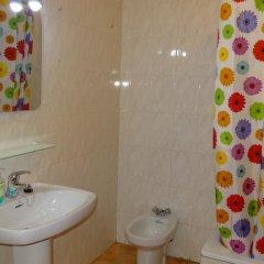 Отель Pensión Olympia ванная