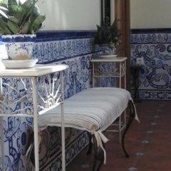 Отель Pensión Doña Trinidad балкон