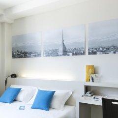 B&B Hotel Torino Стандартный номер с различными типами кроватей фото 11