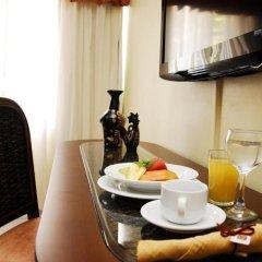 Отель Aparthotel Guijarros 3* Стандартный номер с различными типами кроватей