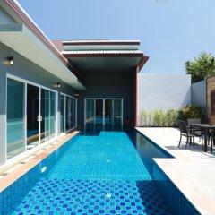 Отель Sudee Villa 4* Вилла разные типы кроватей