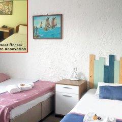AlaDeniz Hotel 2* Номер Делюкс с различными типами кроватей фото 15