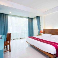 Отель Baan Karon Resort 3* Стандартный семейный номер с двуспальной кроватью фото 3