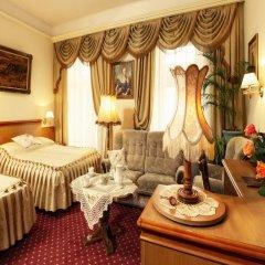 Отель Europejski Краков комната для гостей фото 2