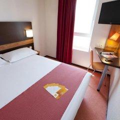 Отель Premiere Classe Lyon Centre - Gare Part Dieu 2* Стандартный номер с различными типами кроватей фото 3