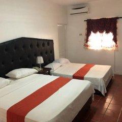 Bocachica Beach Hotel 3* Стандартный номер фото 8