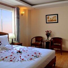 Begonia Nha Trang Hotel комната для гостей фото 3