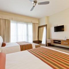 Отель Krystal Urban Cancun комната для гостей фото 2
