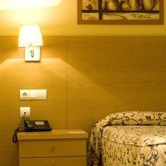 Отель Ciutat de Sant Adria 2* Стандартный номер с различными типами кроватей фото 10