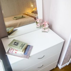 Мини-Отель Идеал Стандартный номер с двуспальной кроватью фото 21